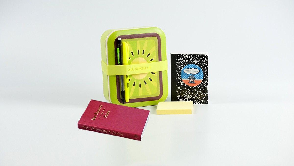 Faith Foodie Lunch Box Kit
