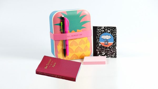 Faith Foodie Lunch Box Kit