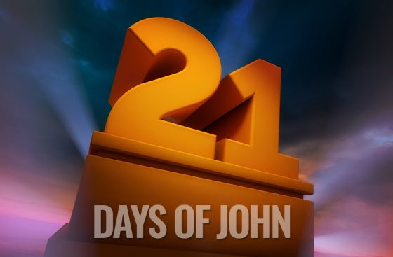God Stalkers | 21 Days of John