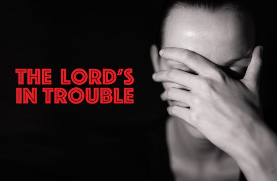 God Stalkers | The Lord's in Trouble