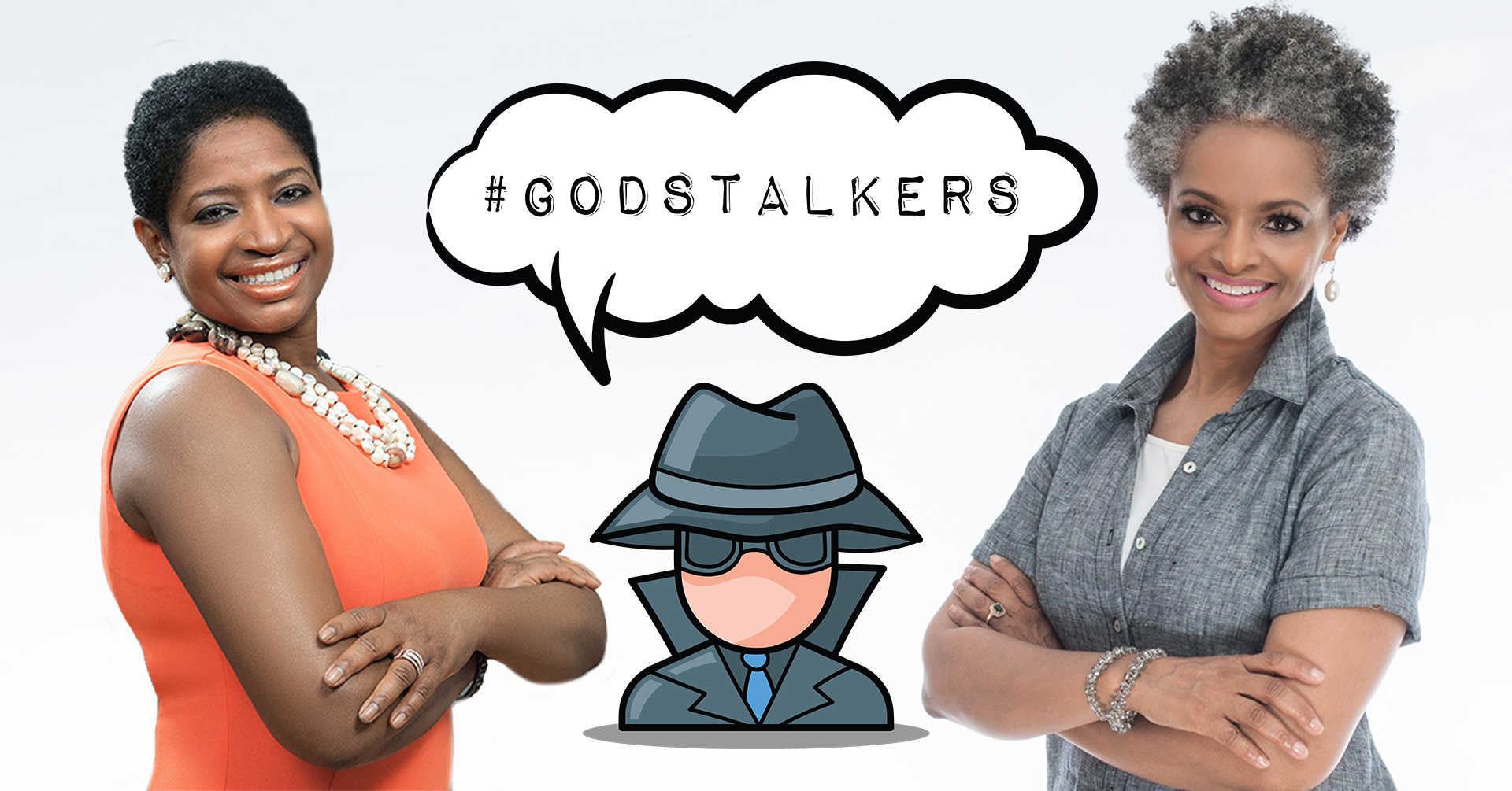 God Stalkers | Kim Whyatt and Gwen Witherspoon