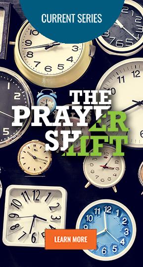 God Stalkers | The Prayer Shift