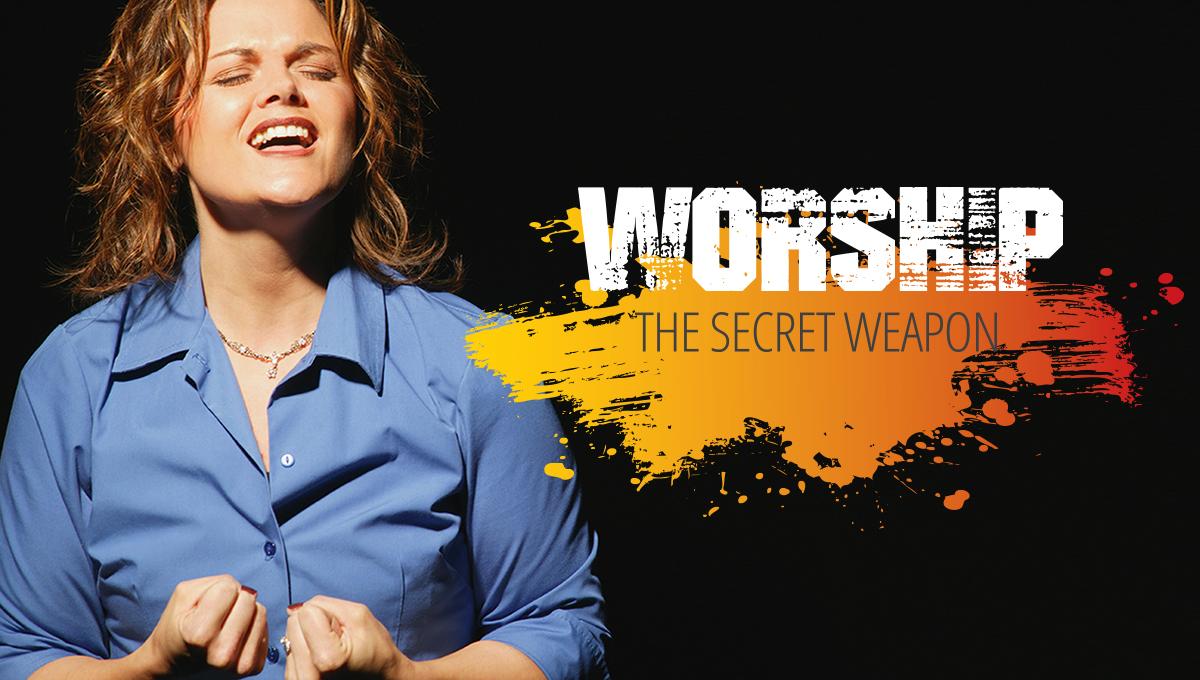 God Stalkers | Worship: The Secret Weapon